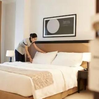 いづろ近くの住吉町で、ホテル客室清掃のアルバイト募集。