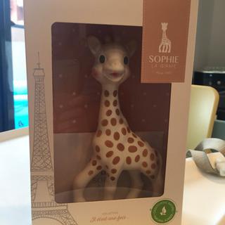 フランス 「キリンのソフィー」おもちゃ 歯固め 新品