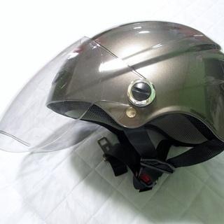 バイク ヘルメット 125㏄以下用 58~60cm未満