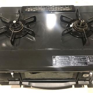 パロマ 都市ガス用ガスコンロ IC-N900B-R  2014年製