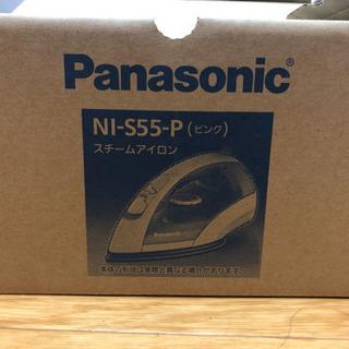スチームアイロン Panasonic