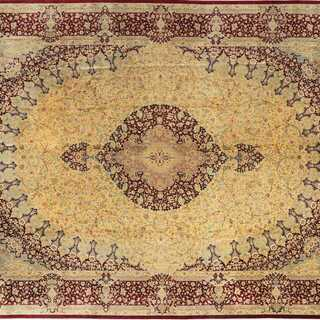日本ペルシャ絨毯買取