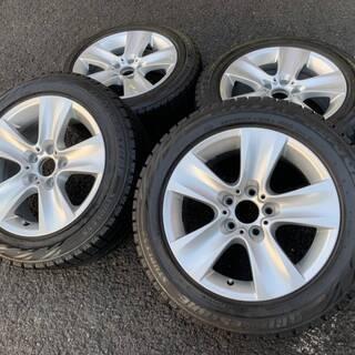 BMW 5シリーズ純正 17インチ スタッドレス付き F10,F11