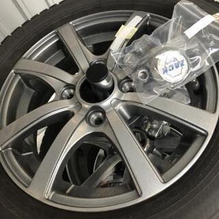 軽自動車用 アルミホイール スタッドレス タイヤ4本セット