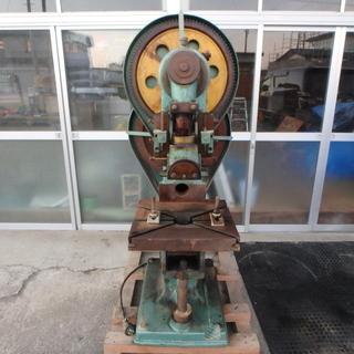 生野機械 プレス HP-2 IKUNO 200V 加圧 15トン...