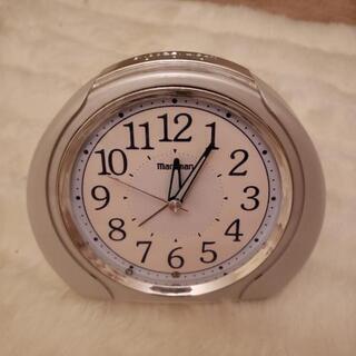 置き時計 電池なしで受け渡し