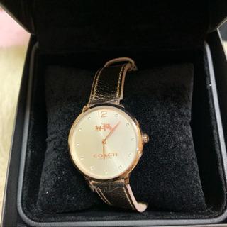 COACH 腕時計 値下げ交渉◯