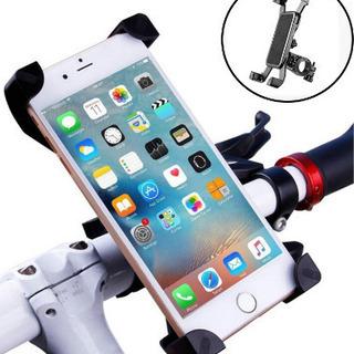 新品☆彡自転車・バイク用 スマホホルダー 携帯ホルダー