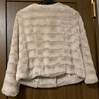 ☆エコファージャケット ショート丈 7分袖