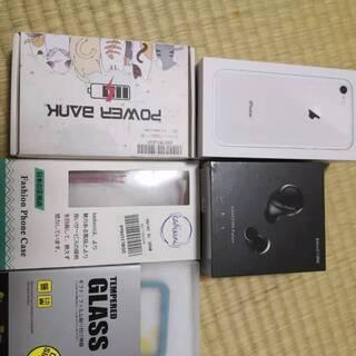【新品未使用】iphone8 シルバー 64G SIMフリー ...