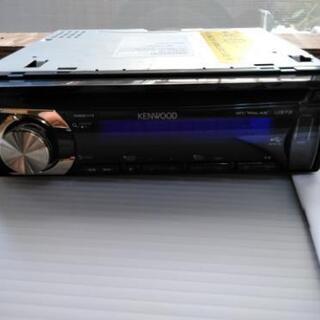 1DIN FM/AM チューナー CD USB カーステレオ