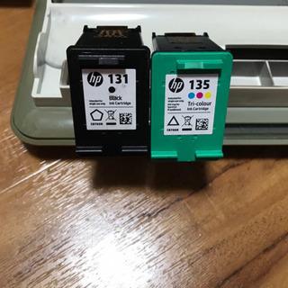 HP 135.131新品インク