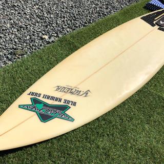 【値下げ】BLUE HAWAII SURF ブルーハワイサーフボ...