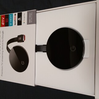 Chromecast Ultra 4K HDR対応 グーグル社「...