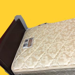 ニトリ シングルベッド 収納付き