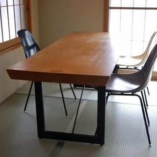 一枚板のテーブルお譲りします