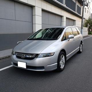 オデッセイM 後期H19 車検令2年3月 走行59000キロ 純...