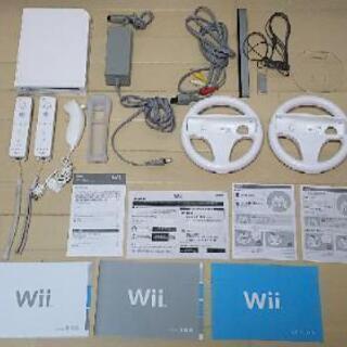 中古 Wii,ニュー・スーパーマリオブラザーズ・Wii,マリオカート