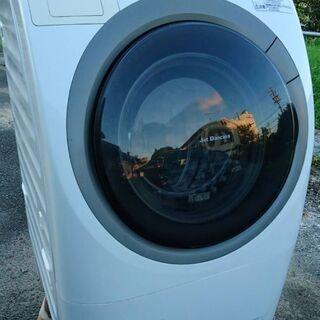 ドラム式洗濯機  panasonic  2012年式