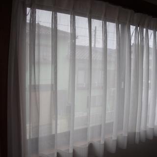 掃出し窓オーダードレープカーテン8畳用 6畳用