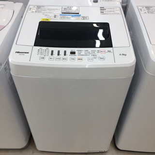 安心の6ヶ月保証付!!2019年製 Hisense(ハイセ…