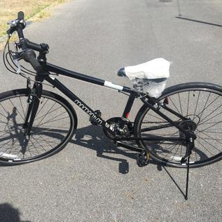 モーメンタム(momentum) 未使用自転車 黒色