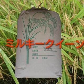 新米 高品質 ミルキークイーン 先端農家の作るお米