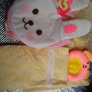 人形に使う抱っこひもとお布団セット