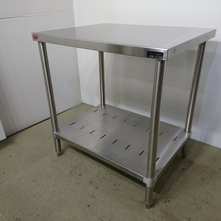 【業務用厨房機器】 マルゼン 作業台 BW-076N 【中古】