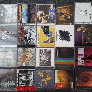 【格安売り切り】ロック系CD155枚