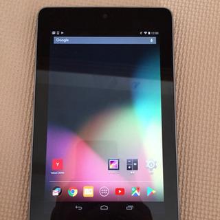 nexus7 2012(16GBモデル)