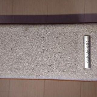 DVDプレイヤー(pioneer)とKENWOOD KAFs500  アンプとスピーカー サブウーハー  デジタルケーブル(新品) 付 - 楽器