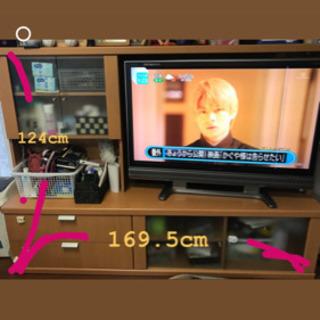 テレビボード 無料で差し上げます。