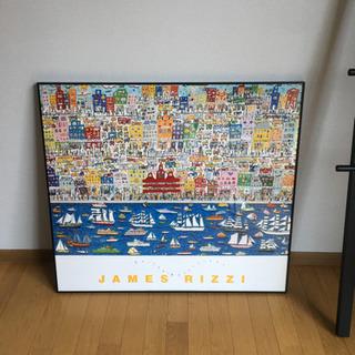 2019年5月購入JAMESRIZZI アートポスター