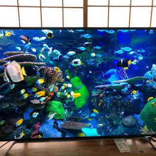 東芝4K HDR対応 58インチ大型テレビ 引き取り値引き有り ...
