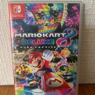 ★お買い得★ 任天堂 Switch ソフト マリオカート 8 デ...