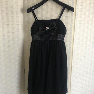黒 ドレス INGNI サイズM
