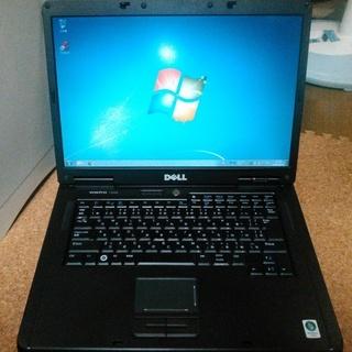 DELLのノートPC VOSTRO1000 CPU換装、メモリ・...