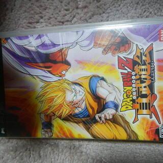 PSP BANDAI ドラゴンボールZ 真武道会 ケースのみ