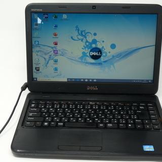 ノートパソコン DELL inspiron 14 N4050 新...