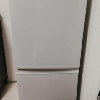SHARP 冷蔵冷凍庫(一人暮らし用)