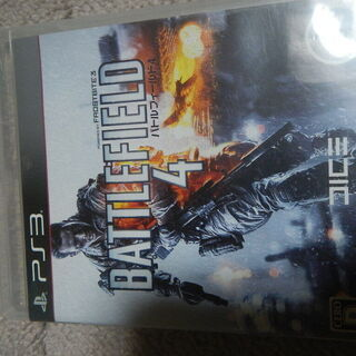 PS3 BATTLE FIELD 4 バトルフィールド4