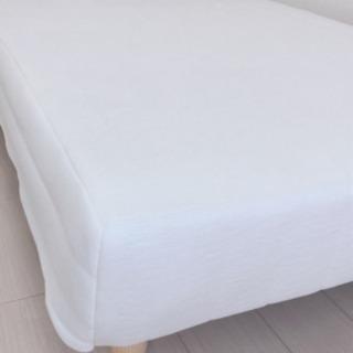 2019年購入 脚付マットレス シングル ベッド