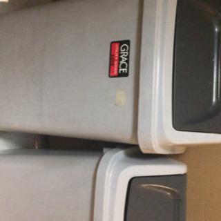 ゴミ箱大小二個セット