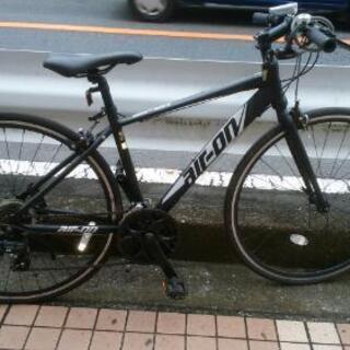 【整備済み】アルミフレーム3×7段クロスバイク2019年モデル【中古】