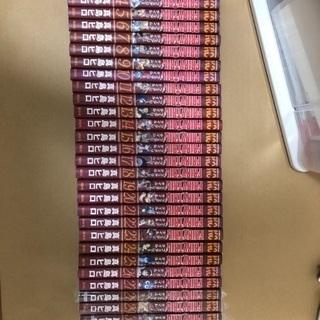 フェアリーテイル(1〜31巻と38巻、39巻)