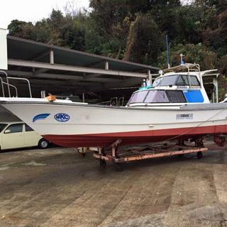 YDX-30 プレジャーボート 漁船タイプ