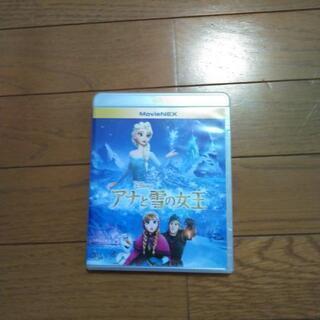 アナと雪の女王 dvd&blu ray