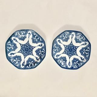 フランフラン Francfranc 小皿2枚セット