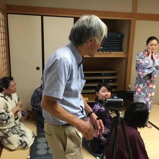 11月名古屋時代劇ワークショップ - 日本文化